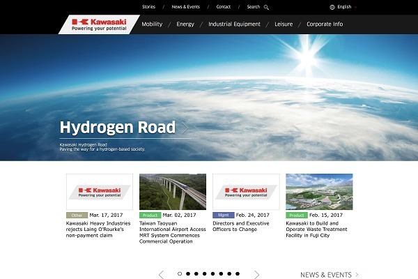 川崎重工業株式会社様のデジタルマーケティング事例ページへ